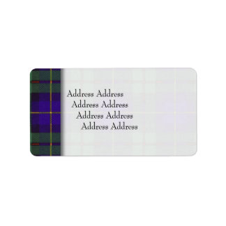 Macleod of Harris clan Plaid Scottish tartan