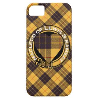 Macleod of Lewis & Ramsay Scottish Tartan iPhone 5 Case
