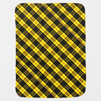 MacLeod Scottish Clan Tartan Swaddle Blankets