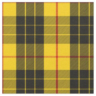 MacLeod Tartan Print Fabric