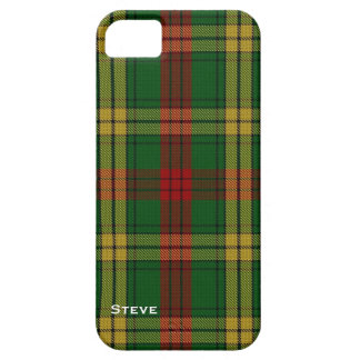 MacMillan Clan Tartan Plaid iPhone 5S Case