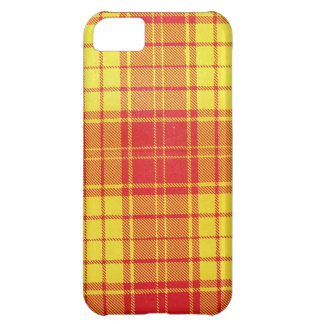 MACMILLAN SCOTTISH TARTAN iPhone 5C COVERS