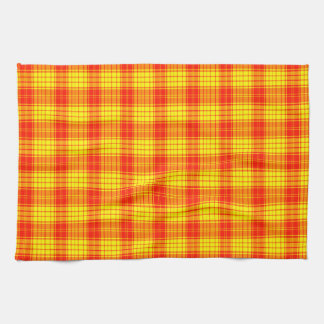 Macmillan Scottish Tartan Kitchen Towel