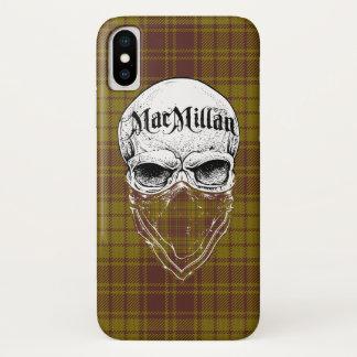 MacMillan Tartan Bandit Case-Mate iPhone Case