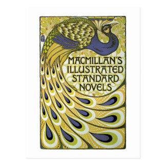 MacMillan's Peacock Edition Postcard