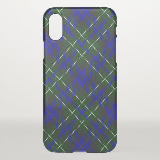 Macneil of Colonsay iPhone X Case