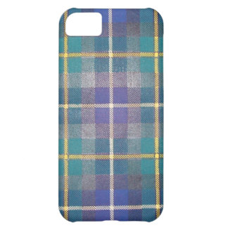 MACNEIL SCOTTISH FAMILY TARTAN iPhone 5C CASE