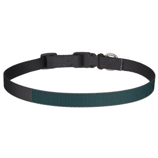 MacNeil Tartan Pet Collar