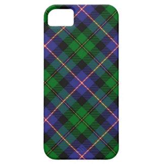 MacNeil Tartan Plaid iPhone5 Case iPhone 5 Cases