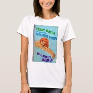 Maçon de Perry - cas du cov négligent de livre de T-shirt