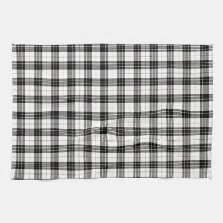 Macpherson Tartan Plaid Kitchen Towel