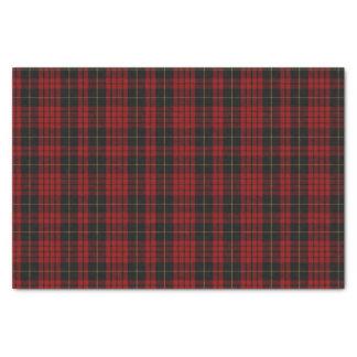 MacQueen Tartan Plaid Tissue Paper