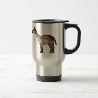 Macrauchenia Travel Mug