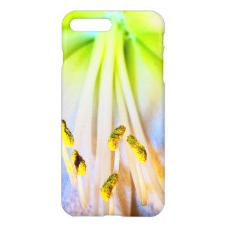 Macro Amaryllis Flower Photo iPhone 7 Plus Case