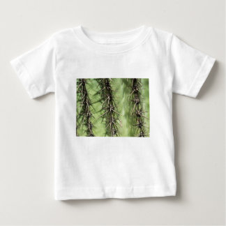 macro close up of cactus thorns baby T-Shirt