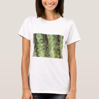 macro close up of cactus thorns T-Shirt