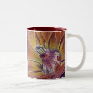 Macro Flower Mug