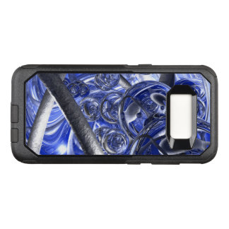 Macro Glass And Steel Bands OtterBox Commuter Samsung Galaxy S8 Case