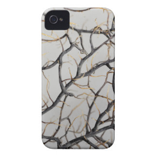 Macro photo of a dry gorgonian coral. Case-Mate iPhone 4 case