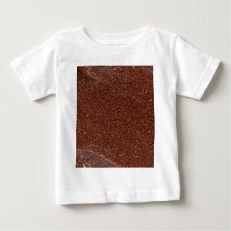 Macro photo of Goldstone glass Baby T-Shirt