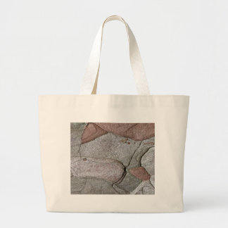 Macro photo of pine bark large tote bag