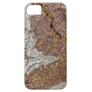 Macro photo of the surface of brown bread from Ger iPhone 5 Cases