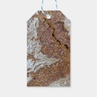 Macro photo of the surface of brown bread from Ger Pack Of Gift Tags