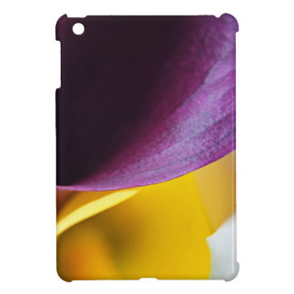Macro shot of callas iPad mini case