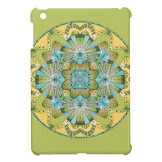 Macro shot of callas iPad mini case