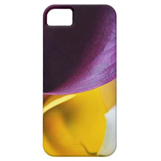 Macro shot of callas iPhone 5 cover