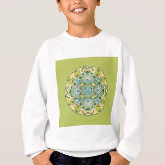 Macro shot of callas sweatshirt