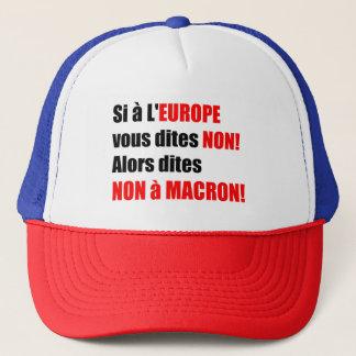 Macron = Europe = Globalisation - Cap