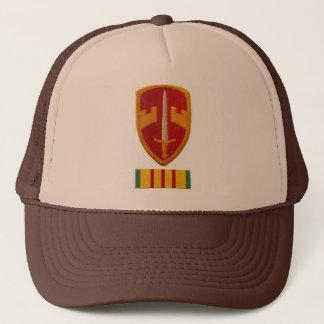 MACV Vietnam Logo Trucker Hat