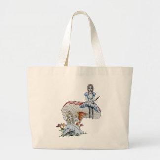 Mad Alice Large Tote Bag