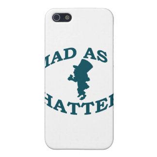 Mad As A Her iPhone 5/5S Covers