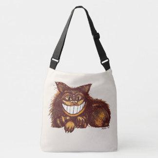 Mad Cat by Aleta Crossbody Bag