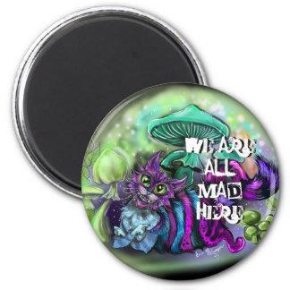 Mad Cat Magnet