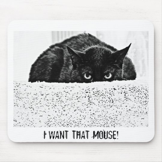 Mad Cat Mousepad