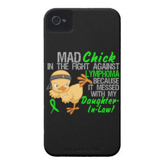 Mad Chick Messed With Daughter-In-Law 3 Lymphoma iPhone 4 Case