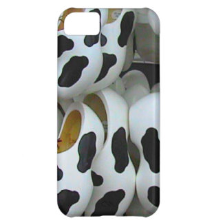 Mad cow feet, ideal for mad cows iPhone 5C case