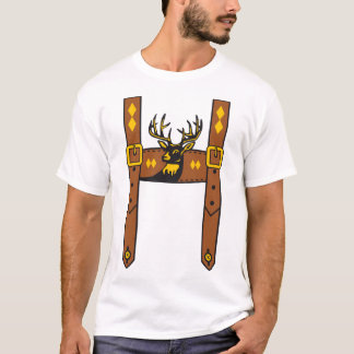 Mad deer Drinking team Octoberfest JGA Octoberfest T-Shirt