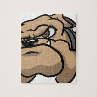 Mad Dog Jigsaw Puzzle