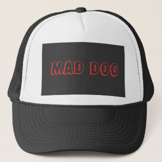 Mad Dog Trucker Hat