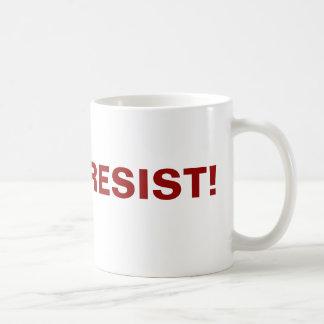 "Mad Donkey ""RESIST!"" Coffee Mug"