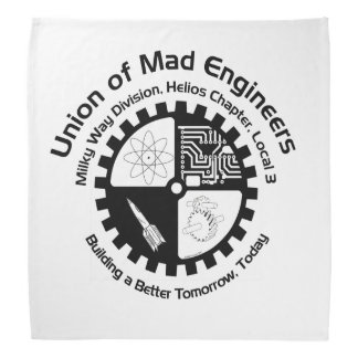 Mad Engineer Bandana