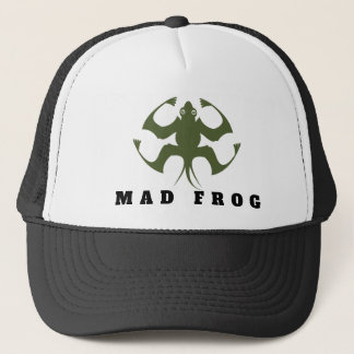 MAD FROG Trucker Hat