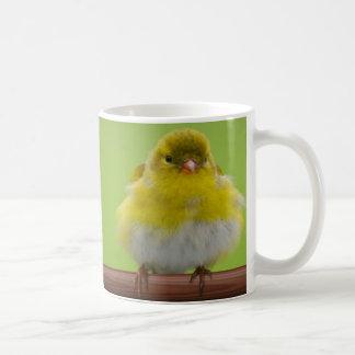 Mad Goldfinch Mug