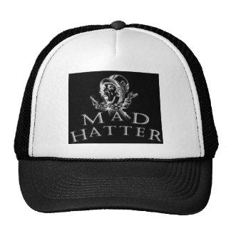 Mad Hatter Ball Cap Trucker Hat