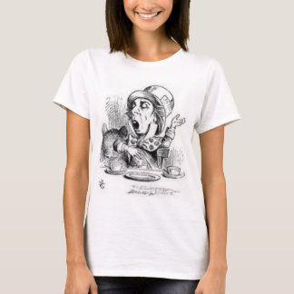 Mad Hatter from Alice in Wonderland T-Shirt