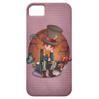 Mad Hatter iPhone 5 Cover
